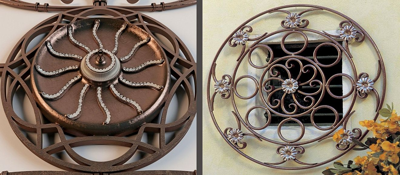 кованый круг